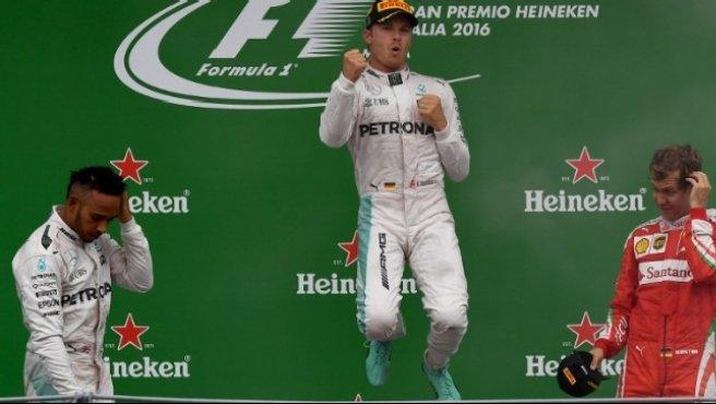 GP Monza, le pagelle: Rosberg senza sbavature, Vettel merita 8