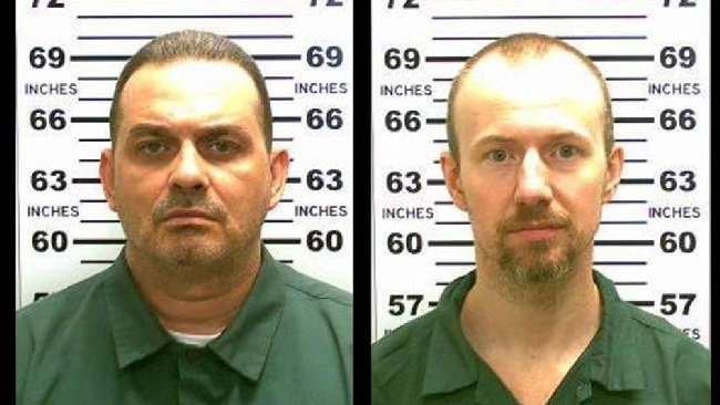 New York, catturato il secondo ergastolano in fuga dal carcere