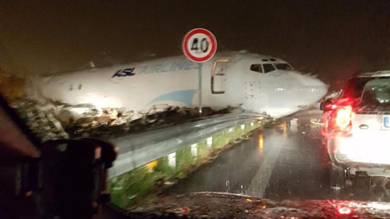 Aeroporto Orio : Bomba d acqua nel bergamasco allagato l aeroporto di orio al