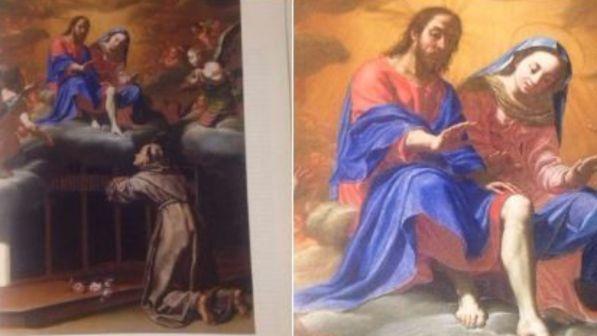 Sciacallaggio post-sisma: sparito un dipinto del Seicento dalla chiesa di Nottoria.