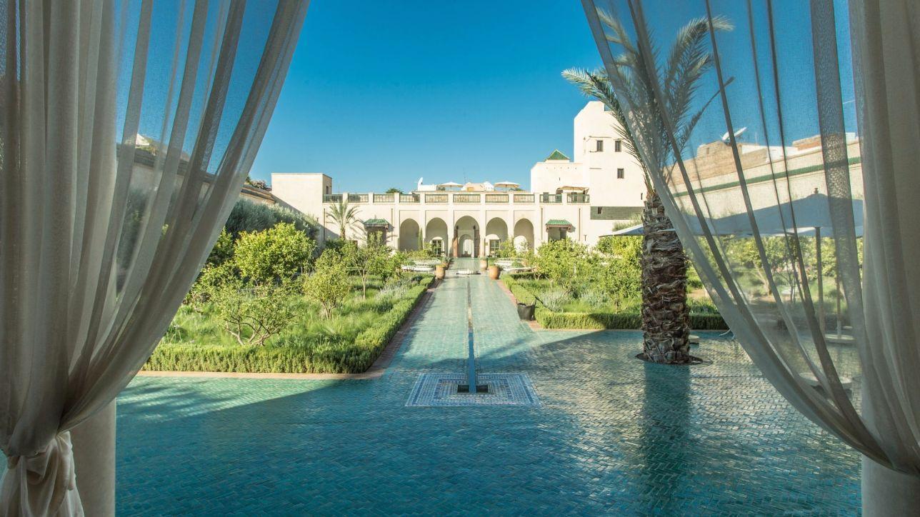 Le jardin secret ultima perla di marrakech tgcom24 for Le jardin secret cannes