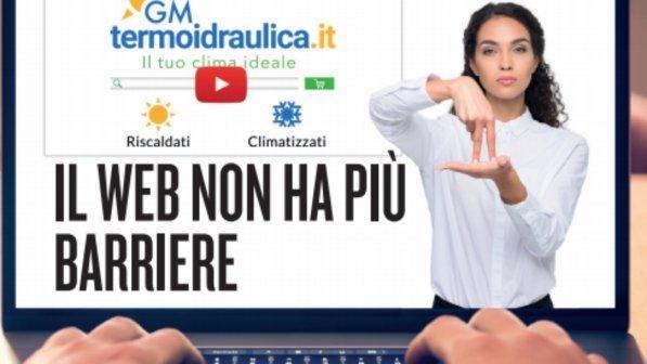 Web senza barriere, arrivano i primi portali di e-commerce per i sordi