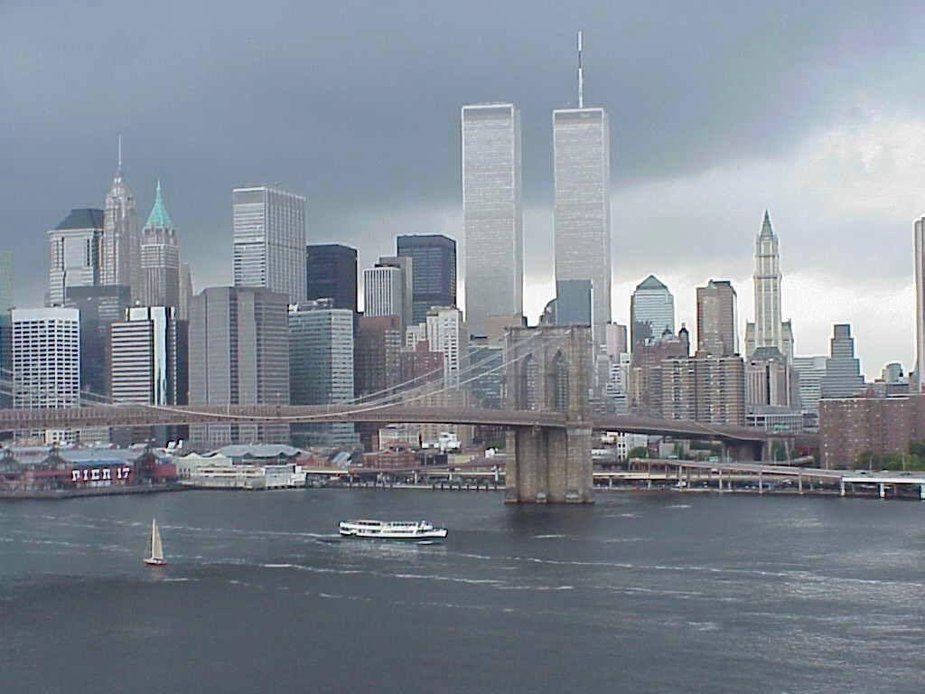 """11 Settembre, un italiano a New York quel giorno: """"Una città fantasma, il terrore arrivava dal cielo"""""""