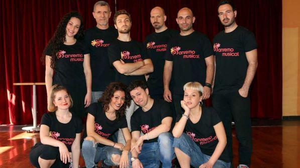 Ufficio Stampa Teatro Nuovo : Sanremo arriva il musical che celebra la storia della canzone