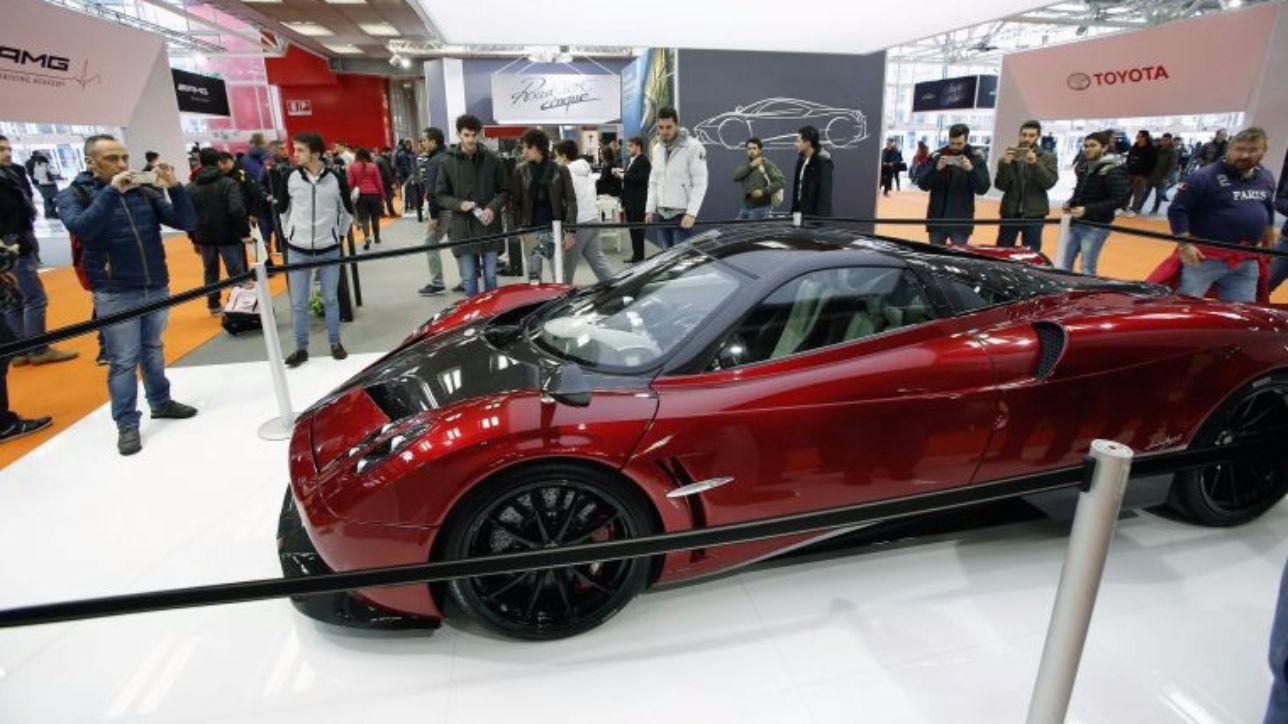 Al Baño Piazza Grande:Il Motor Show chiude l'edizione dei 40 anni – Tgcom24