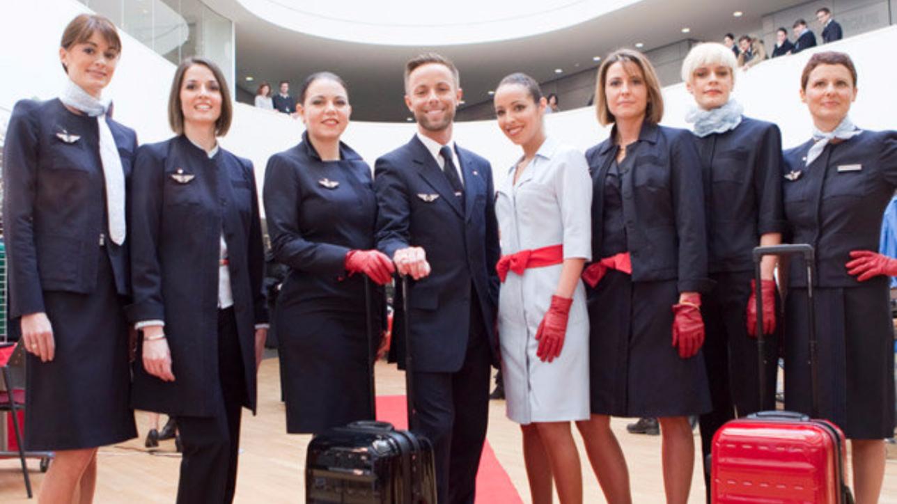 Air France Hostess Obbligate A Indossare Il Velo In Iran