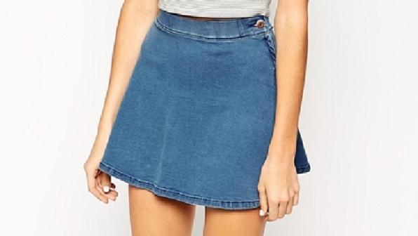 size 40 0017d f0bef Come scegliere la gonna in jeans in base al fisico - Tgcom24