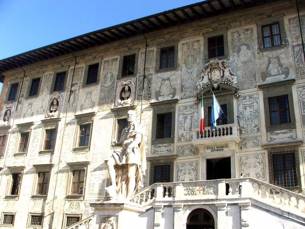Universit pisa e bologna tra le migliori d 39 italia tgcom24 for Migliori universita mondo