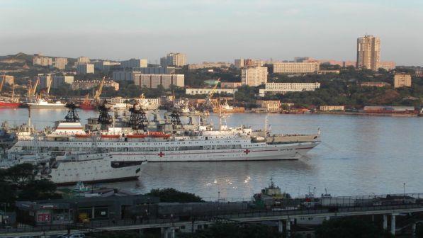 Dalla Russia alla Corea del Nord, ecco come le navi di Pyongyang ...