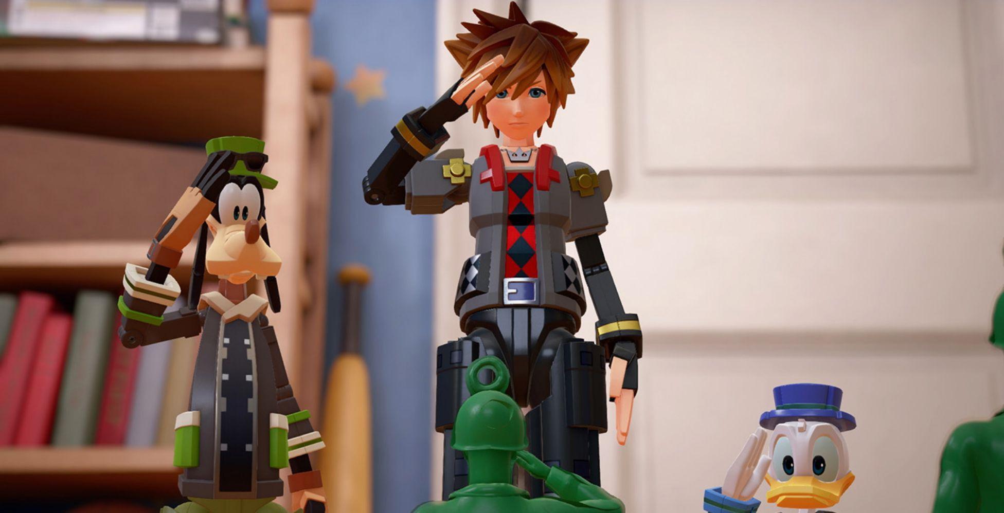 Provato Kingdom Hearts III: il destino non è mai lasciato al caso