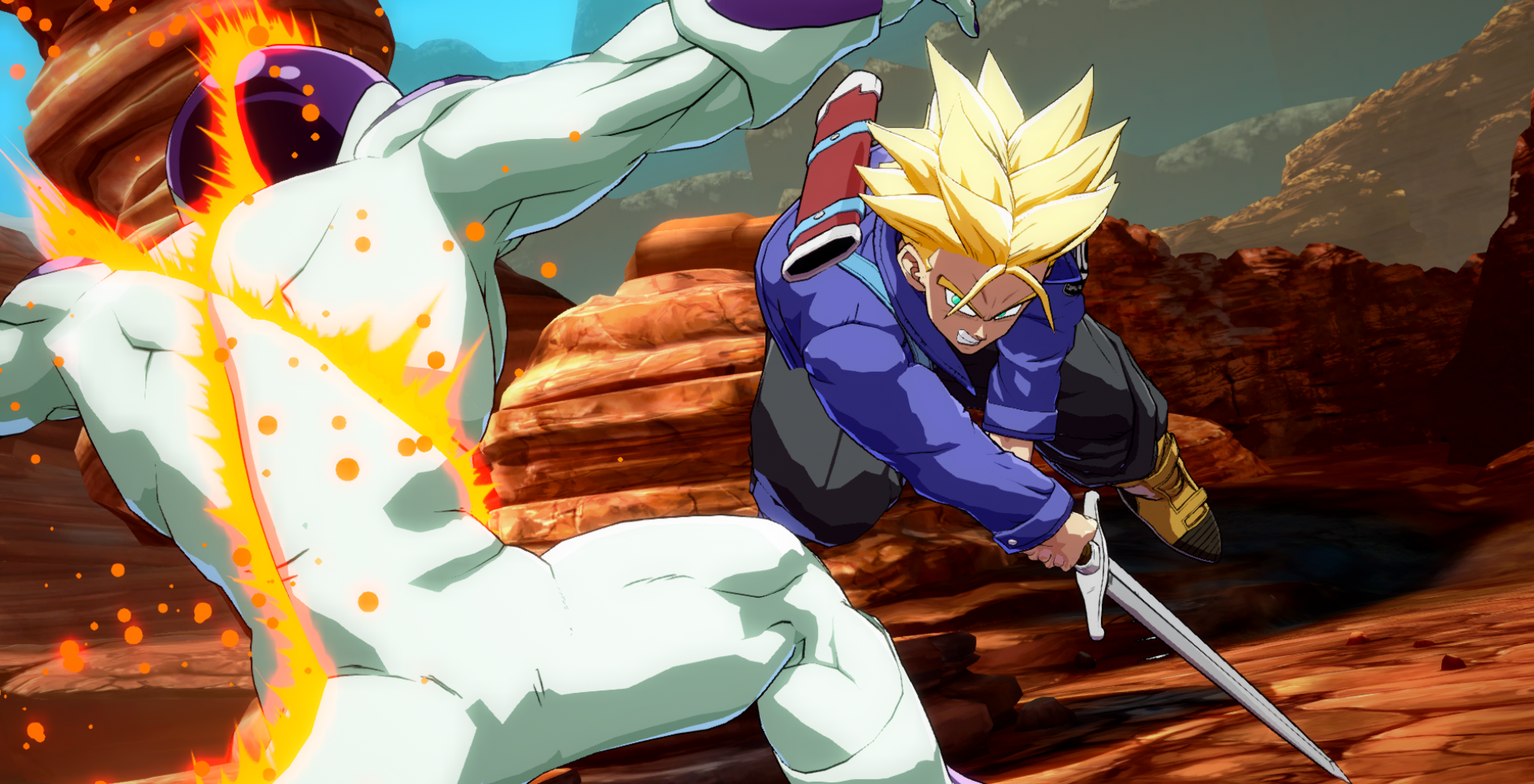 Dragon Ball FighterZ: proprio come nel cartone animato!