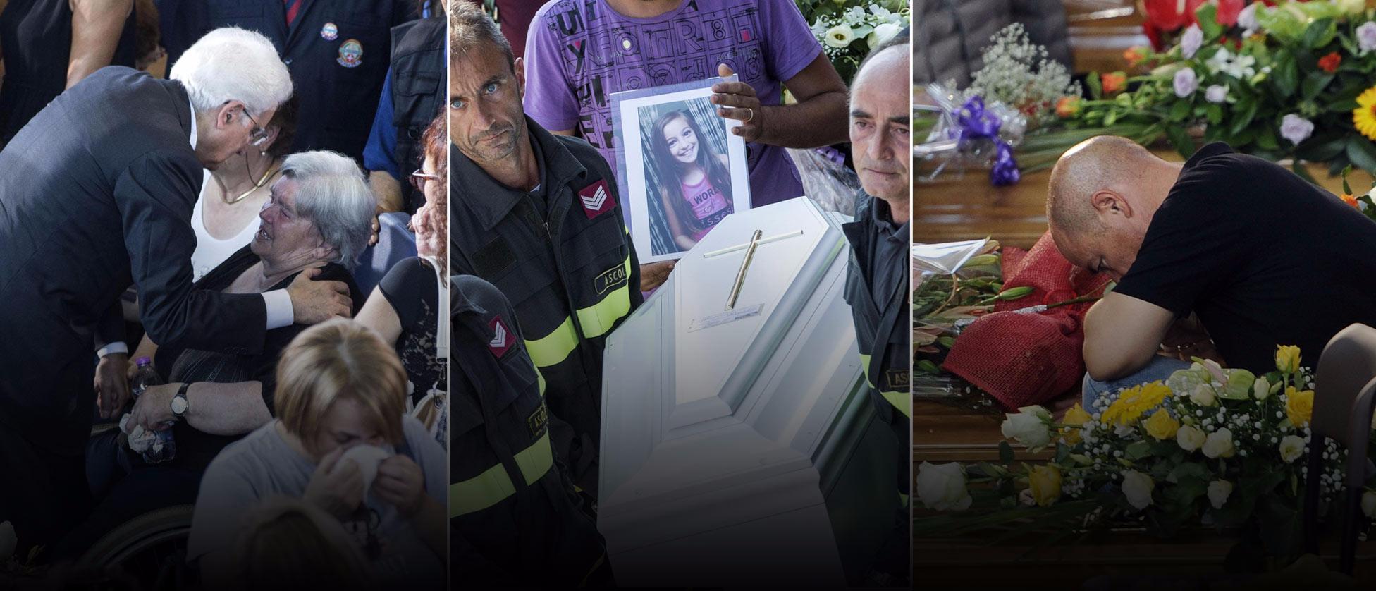 Terremoto, si aggrava il bilancio delle vittime: almeno 268 Sabato lutto nazionale, ancora almeno 15 i dispersi