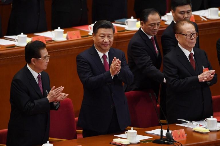 Cina, Congresso Partito comunista include Xi Jinping nella costituzione