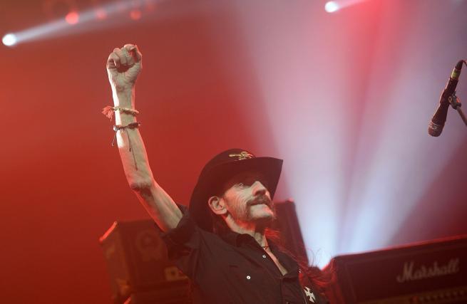Lemmy, addio in stile rock: il funerale sarà al Rainbow Club