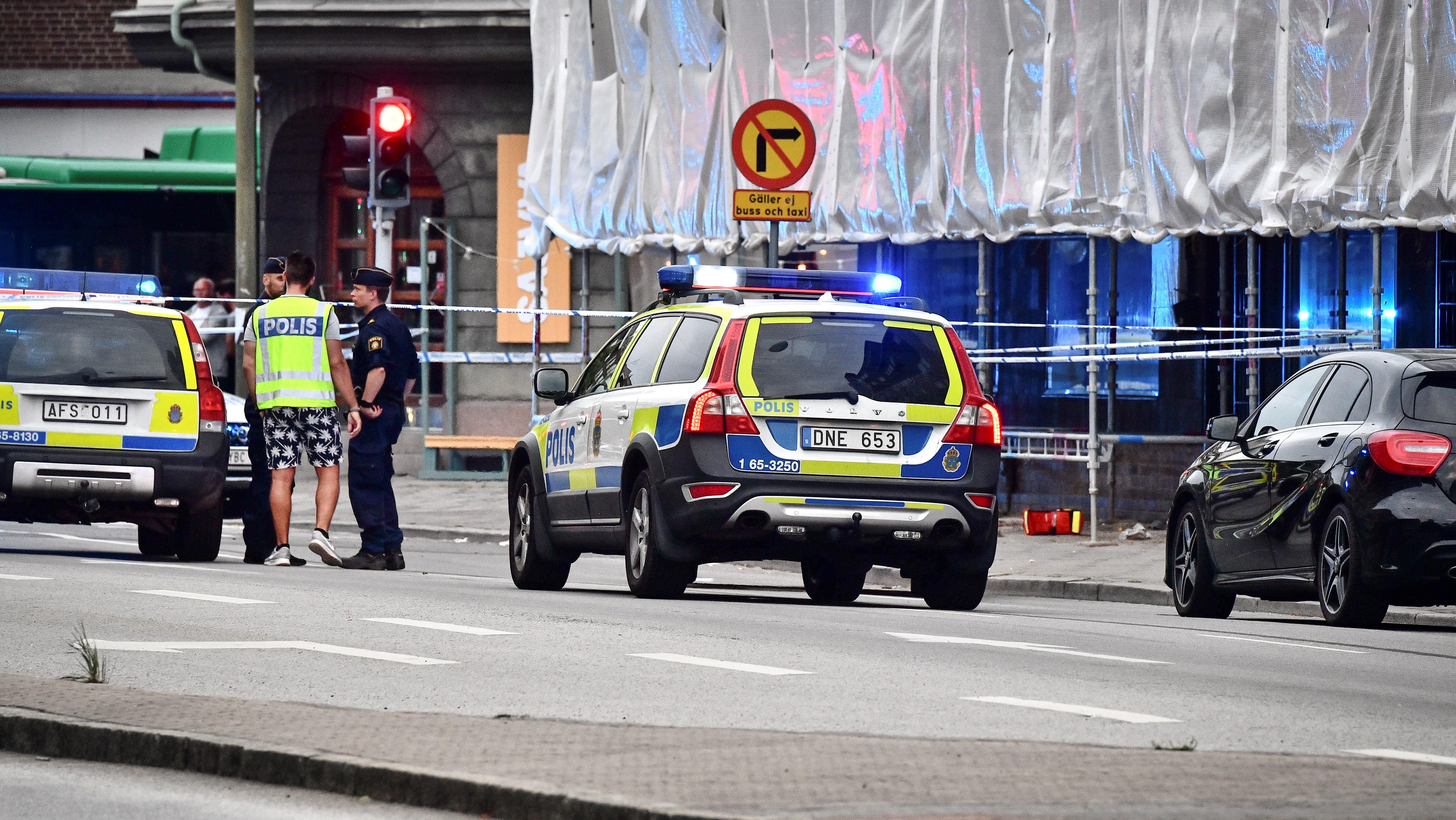 Svezia, spari nel centro di Malmo