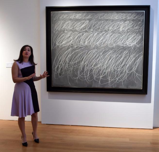 Sotheby's, ecco i 10 quadri più costosi: sul podio Cy Twombly, Picasso, Van Gogh