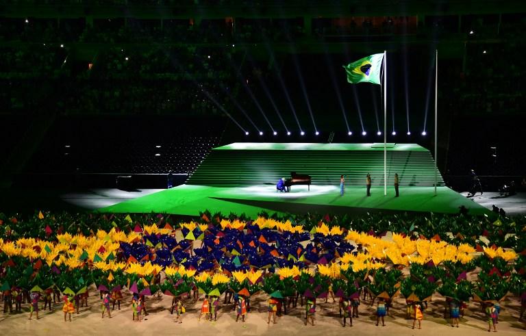 Al via le Paralimpiadi di Rio 2016