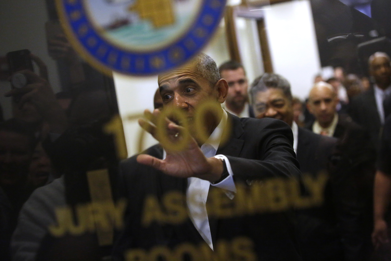 Usa, Obama convocato per fare il giurato: ma non viene selezionato