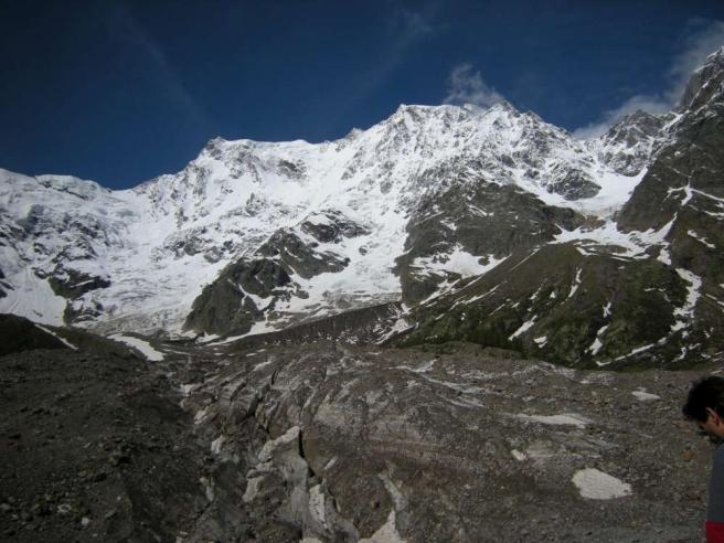 Allarme del Wwf: i ghiacciai alpini ridotti del 40% in poco più di 50 anni