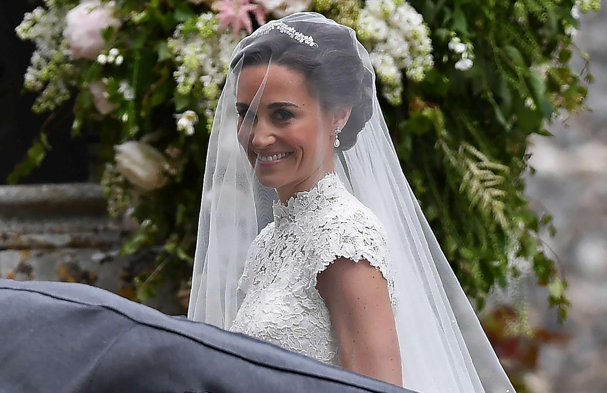 Pippa Middleton e James Matthews, le foto dal matrimonio