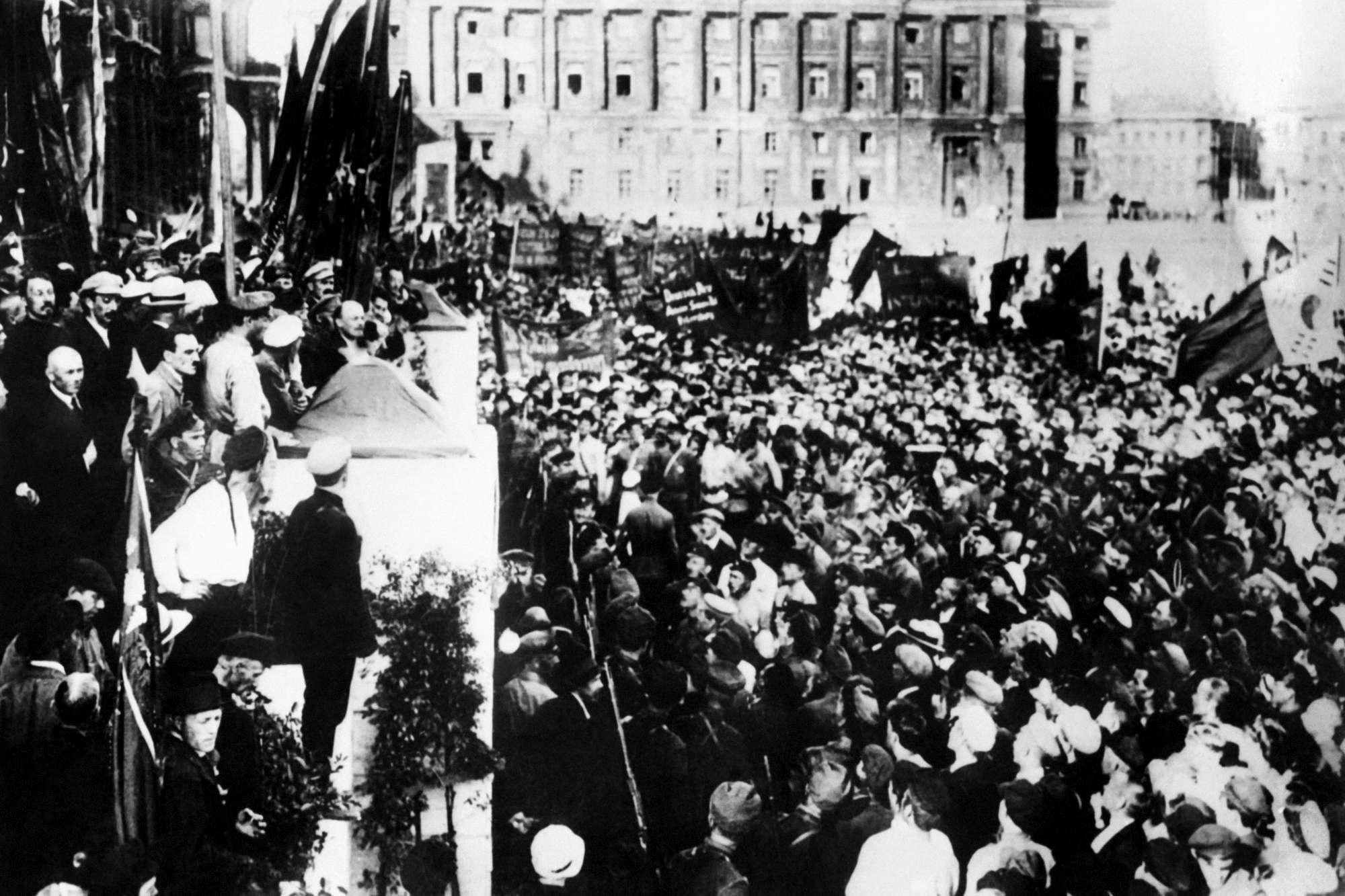 Rivoluzione russa, cento anni fa il  lungo ottobre  che cambiò la storia