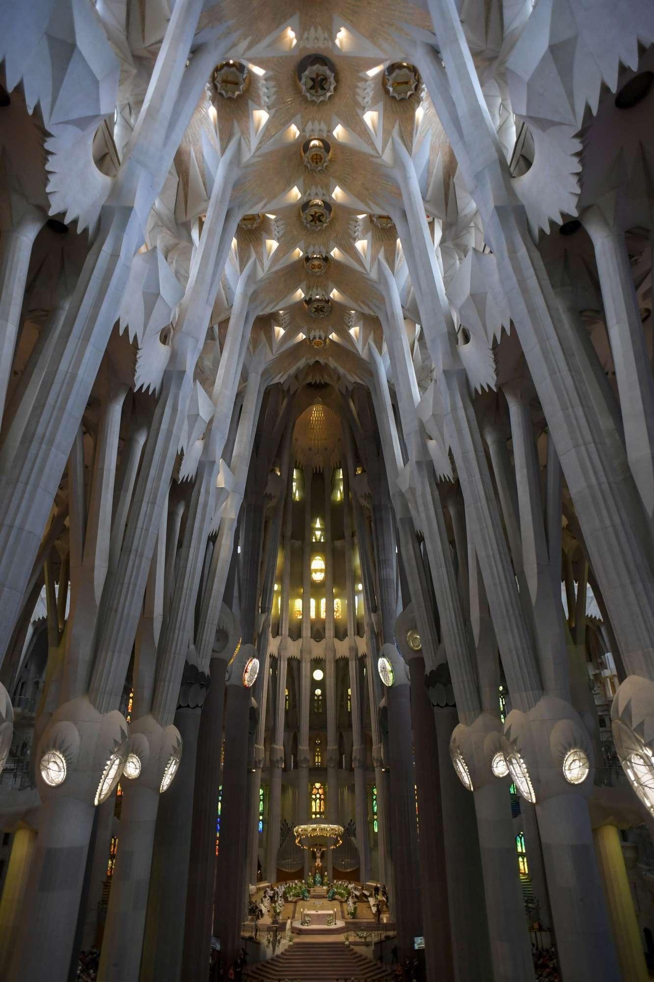 Attacco Barcellona, messa in ricordo vittime alla Sagrada Familia