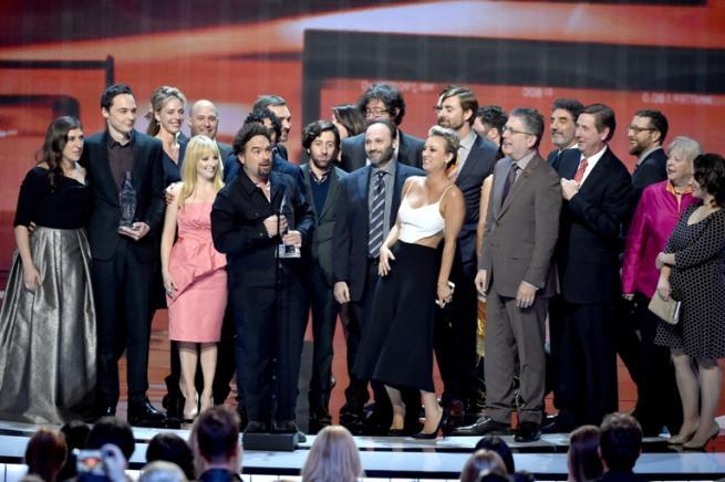 """People's Choice Awards, """"Big Bang Theory"""" è il programma televisivo dell'anno"""