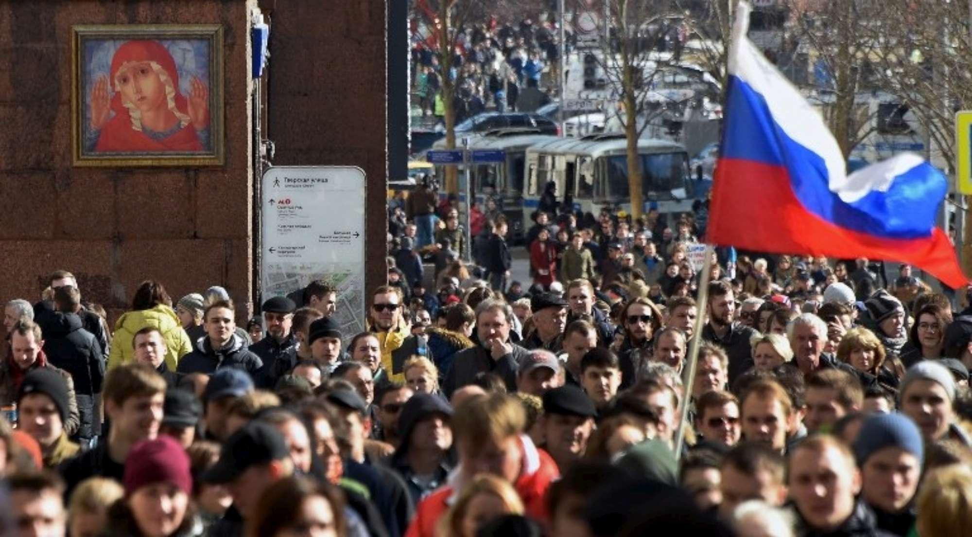 Arresti Mosca, Usa e Ue contro Putin: