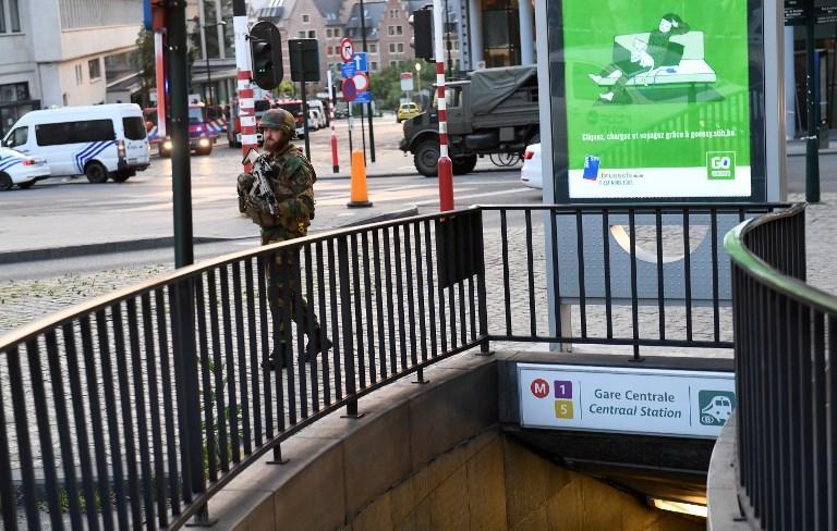 Bruxelles, fallito un attentato alla stazione