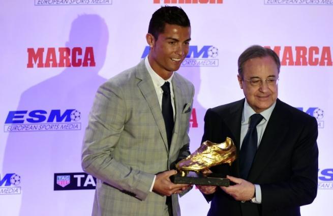 """Immenso Cristiano Ronaldo, è ancora Scarpa d'Oro: """"Ora voglio la quinta"""""""