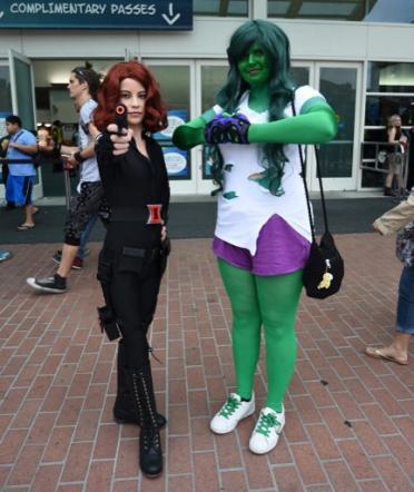 San Diego, via al Comic-Con: dove supereroi e fumetti prendono vita con il cosplay