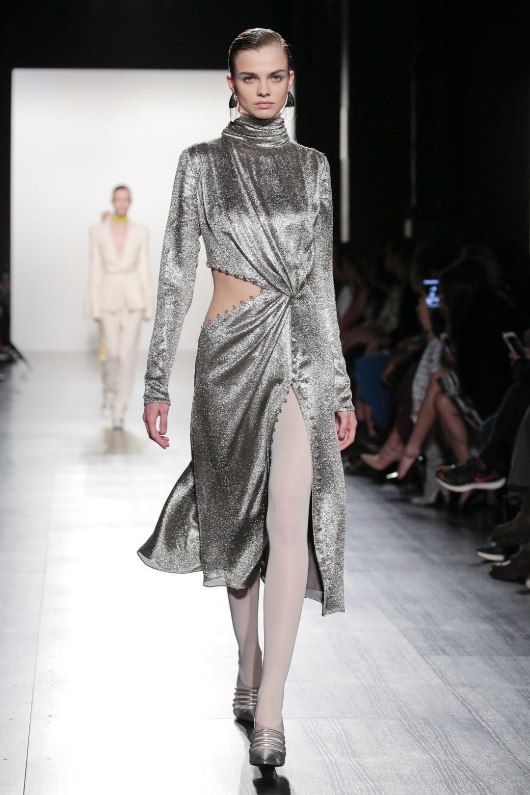 Moda: bagliori d argento