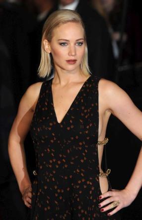 """Jennifer Lawrence: """"Sono sempre sola il sabato sera"""""""
