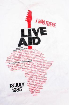 Live Aid, 30 anni dopo: Bob Geldof e quel bene che non è tornato indietro