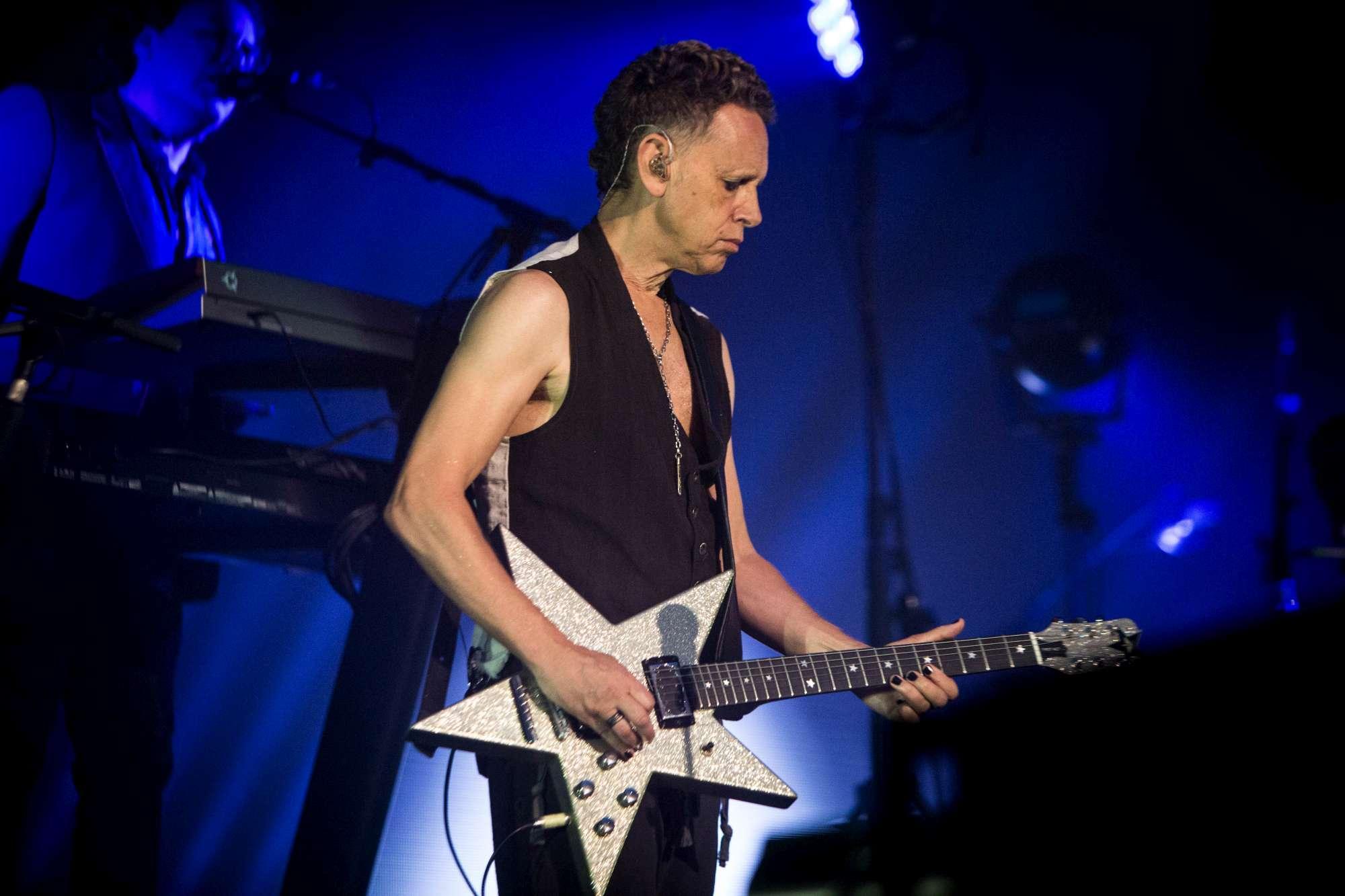 Depeche Mode, trionfo a Milano