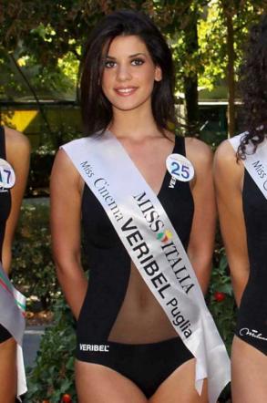 """""""Grande Fratello 14"""", quando Mary Falconieri voleva diventare Miss Italia"""
