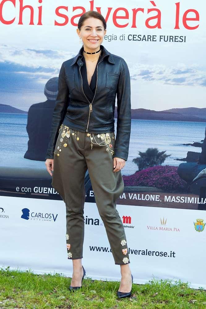 Caterina Murino:  Non penso ai ritocchini