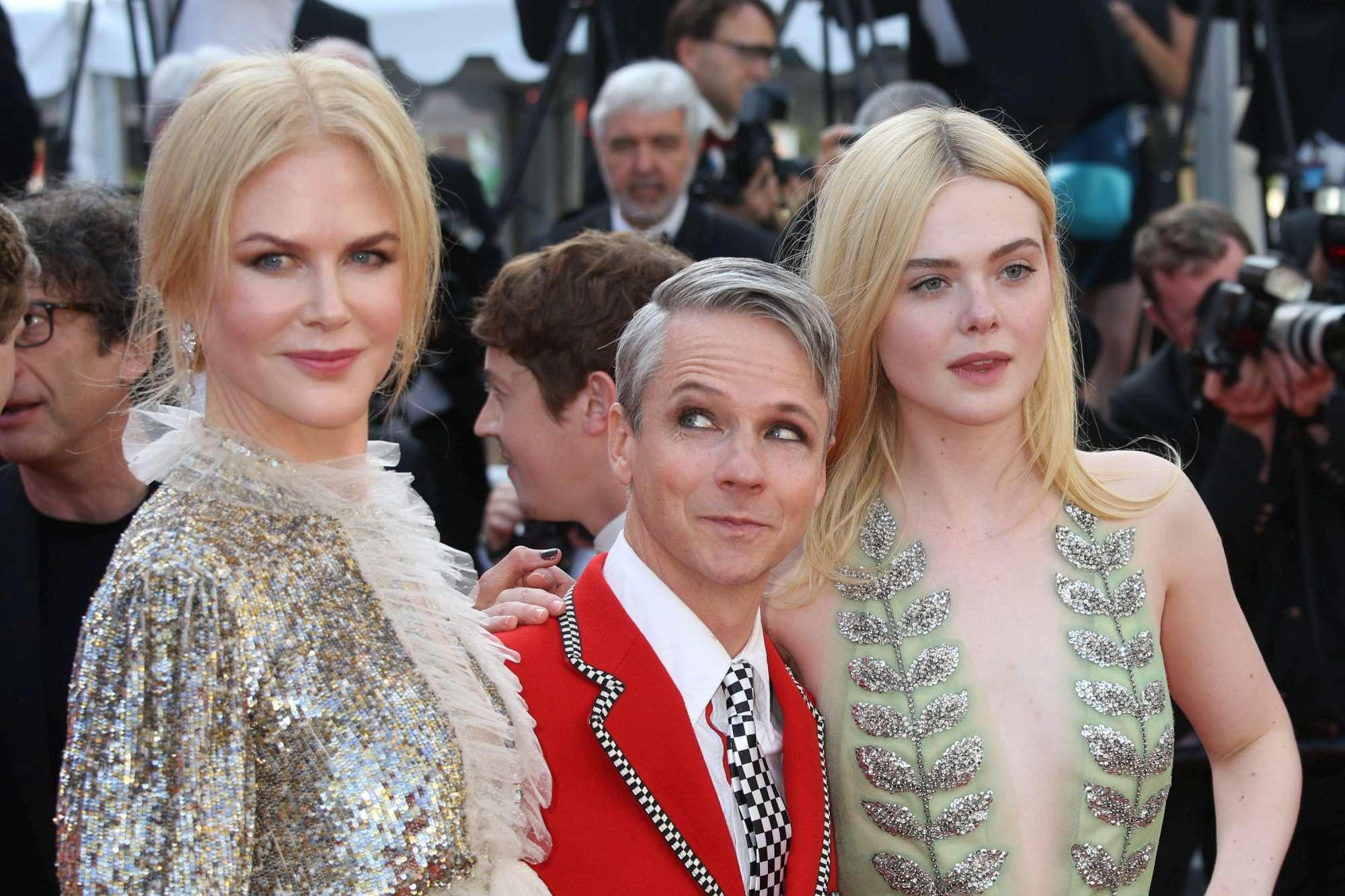 Nicole Kidman incanta Cannes sul red carpet