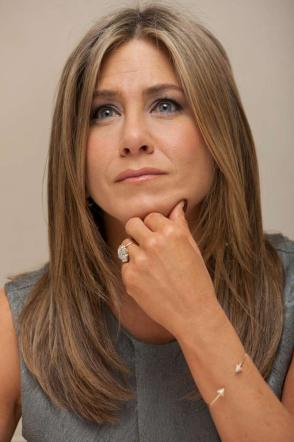 Jennifer Aniston, che brillocco!