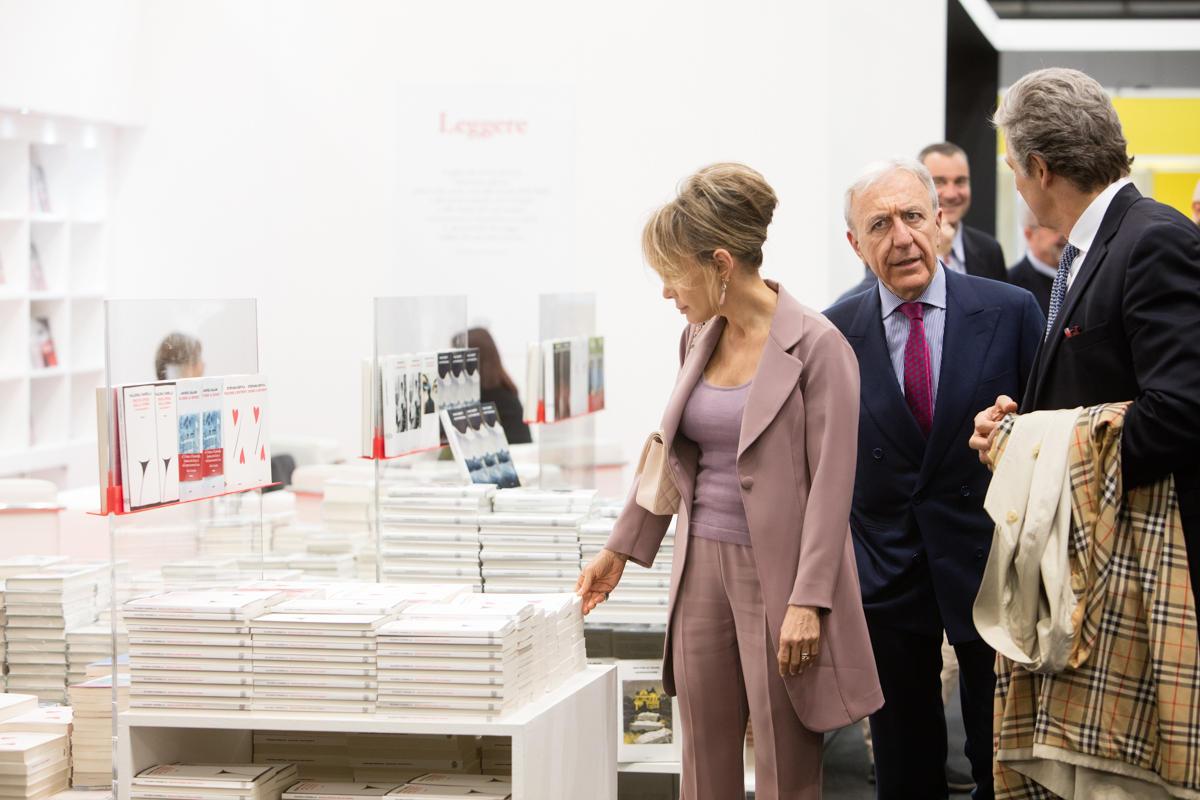 Marina Berlusconi a  Tempo di Libri