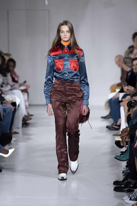 Calvin Klein: la collezione per la Primavera 2018