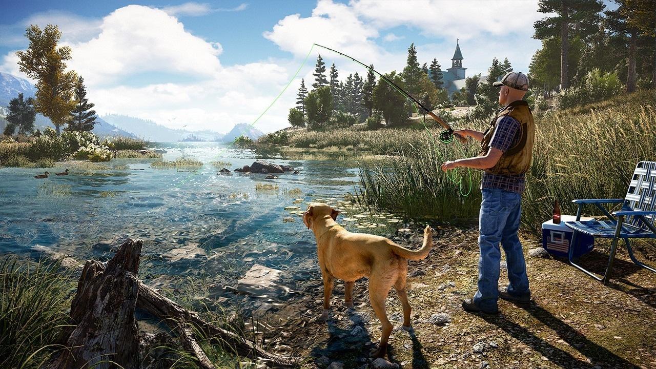Cartoline dal Montana: ecco Far Cry 5!