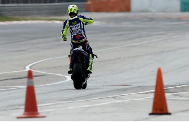 MotoGP, test Sepang: subito Lorenzo davanti a Rossi