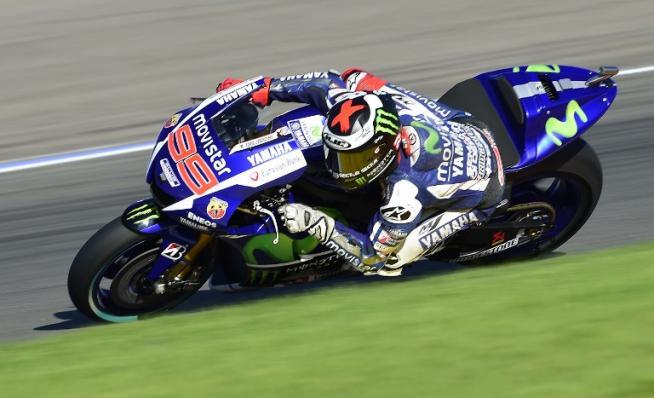 MotoGP: Rossi c'è sul passo gara