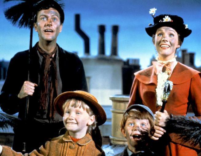 """Mary Poppins"", Disney lavora al remake"