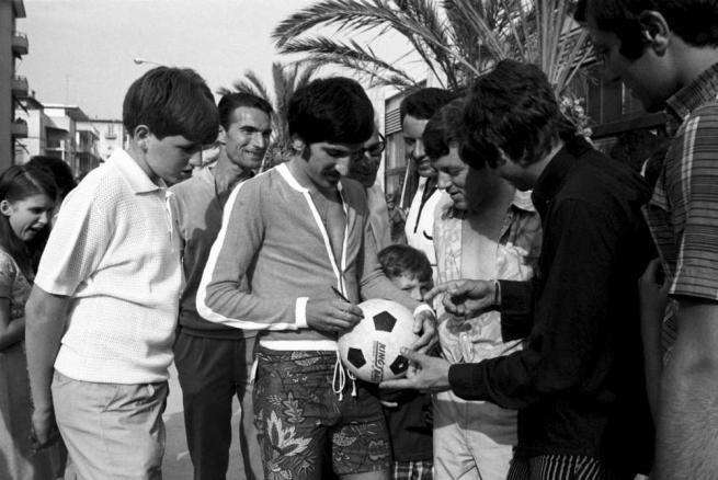 """Gigi Meroni """"privato"""", 48 anni fa moriva la """"Farfalla granata"""""""