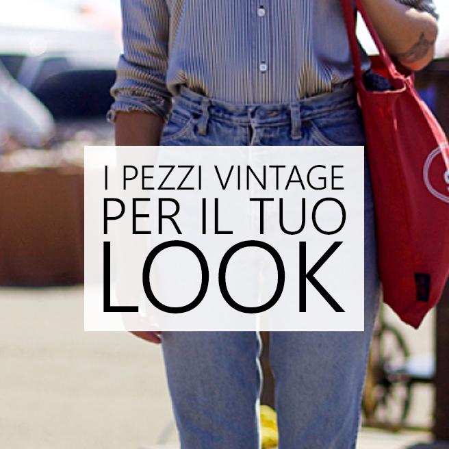 Moda vintage,tutto il bello dello stile retrò