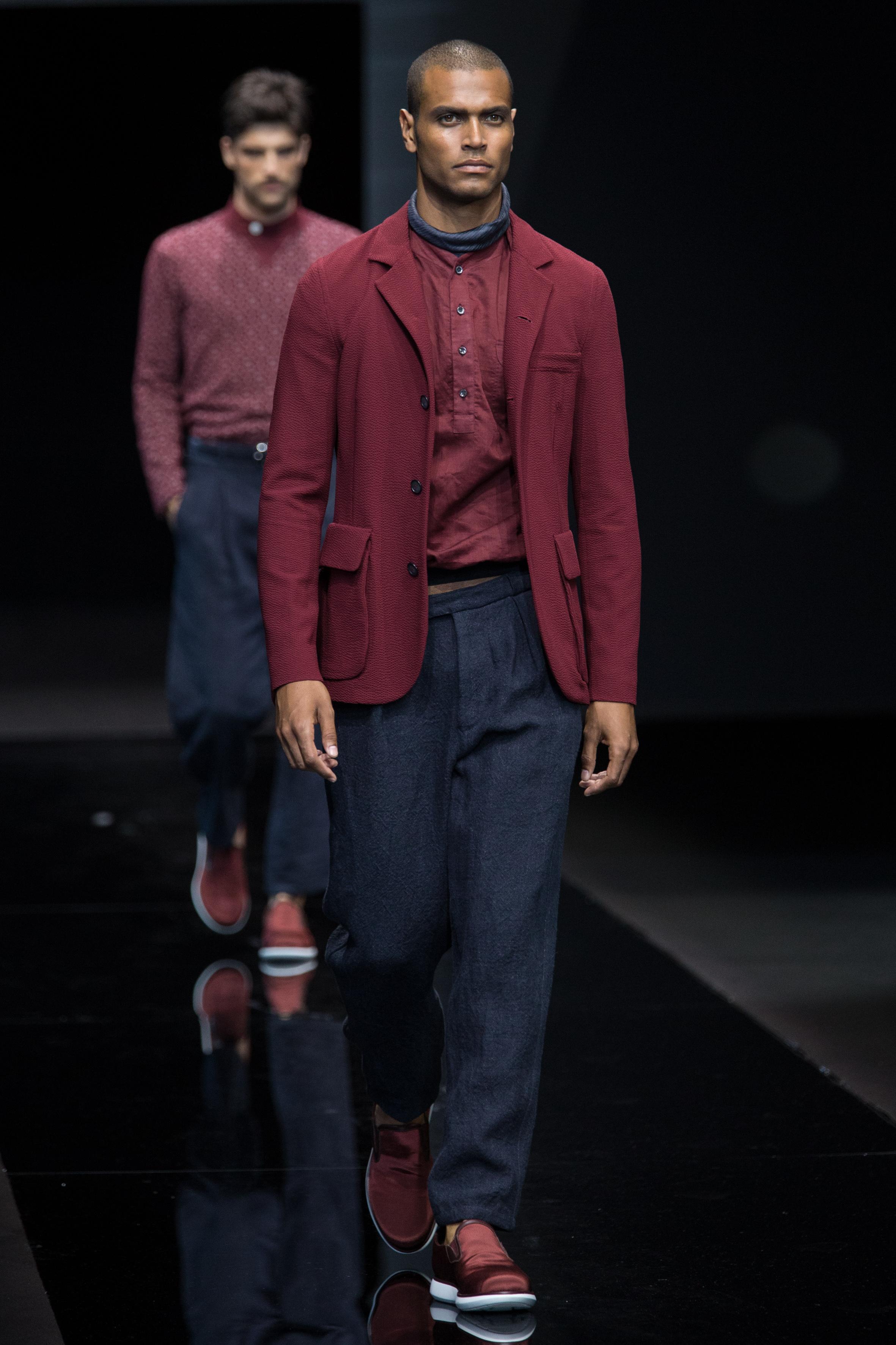 Milano Moda Uomo i fashion show da Giorgio Armani a Gucci