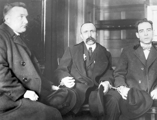 Usa, 88 anni fa venivano giustiziati sulla sedia elettrica Sacco e Vanzetti