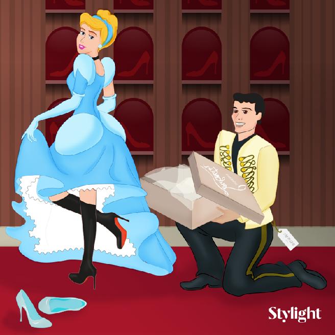 San Valentino, ecco come lo passano le principesse Disney